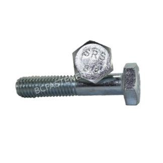 Hex Bolt Metric Zinc