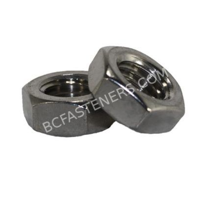 Jam Nuts Stainless