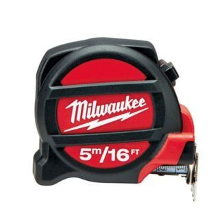 Milwaukee 48-22-5217 16' 5m Non-magnetic Tape Measure