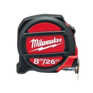 Milwaukee 48-22-5226 26' 8m Non-magnetic Tape Measure