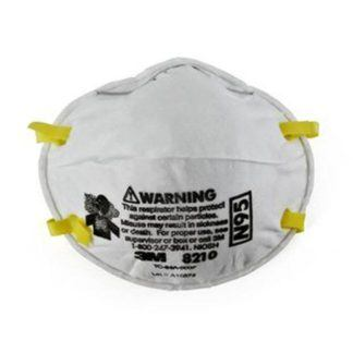 3M 8210 Particulate Respirator