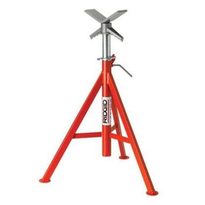 Ridgid 56662 V Head Pipe Stand