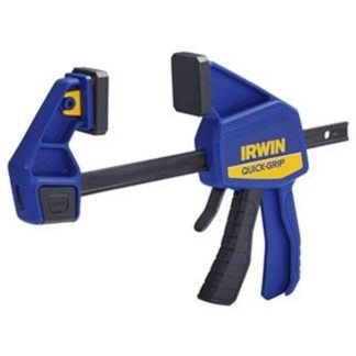 Irwin QUICK-GRIP Medium-Duty One-Handed Bar Clamp