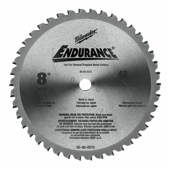 Milwaukee 48-40-4515 Dry Cut Cermet Tipped Circular Saw Blade