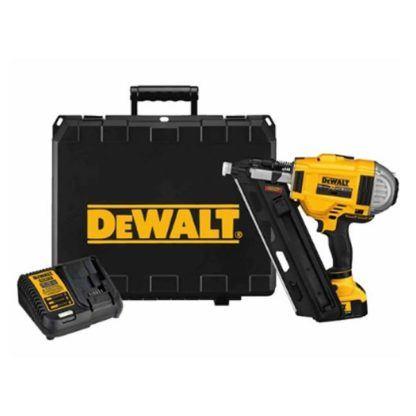 DeWalt DCN692M1 20V MAX XR Dual Speed Framing Nailer Kit