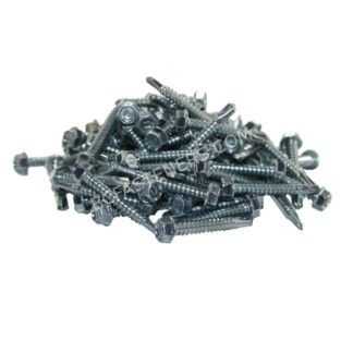 Hex Head TEK Self Drilling Screws