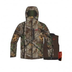 Milwaukee 2386 M12 Heated Realtree Xtra 3 in 1 Jacket
