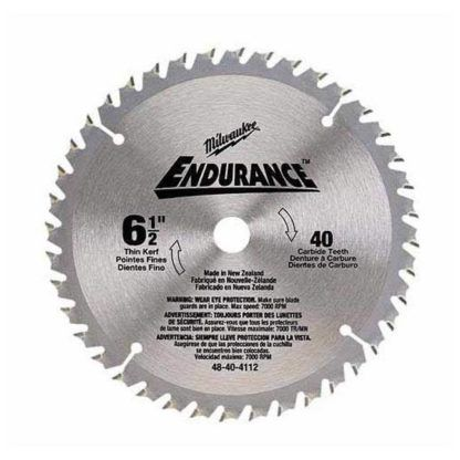 Milwaukee 48-40-4108 24T Carbide Circular Saw Blade