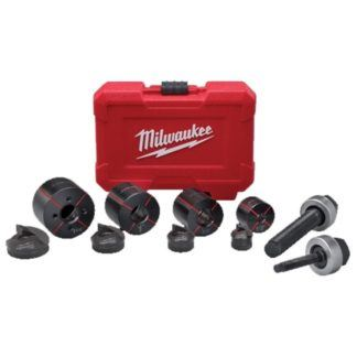 "Milwaukee 49-16-2692 EXACT™ 1/2"" to 1-1/4"" Knockout Set"