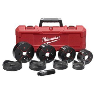 "Milwaukee 49-16-2695 EXACT™ 2-1/2"" to 4"" Knockout Set"