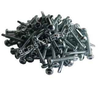 Pan Head TEK Self Drilling Screws