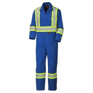 Pioneer 5555A Flame Resistant Cotton Safety Coverall