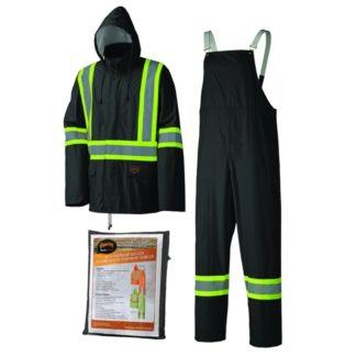 Pioneer 5599BK Black Lightweight Rainsuit