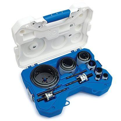 Lenox 308021200L 17-Piece Electrician Hole Saw Kit