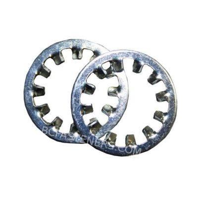 Lock Washer Zinc Internal Tooth