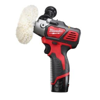 Milwaukee 2438-22 M12 Variable Speed Polisher Sander Kit