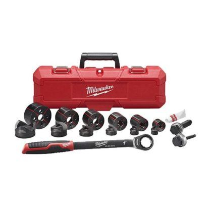 Milwaukee 49-16-2694 Hand Ratchet Knockout Set