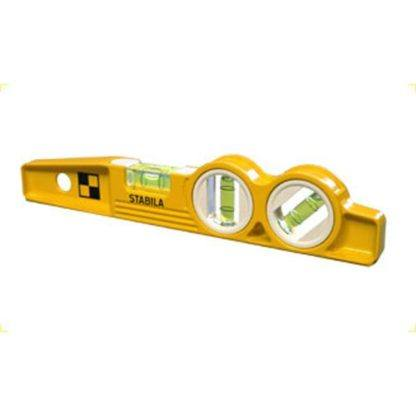 "Stabila 25360 10"" Die Cast Torpedo Level"