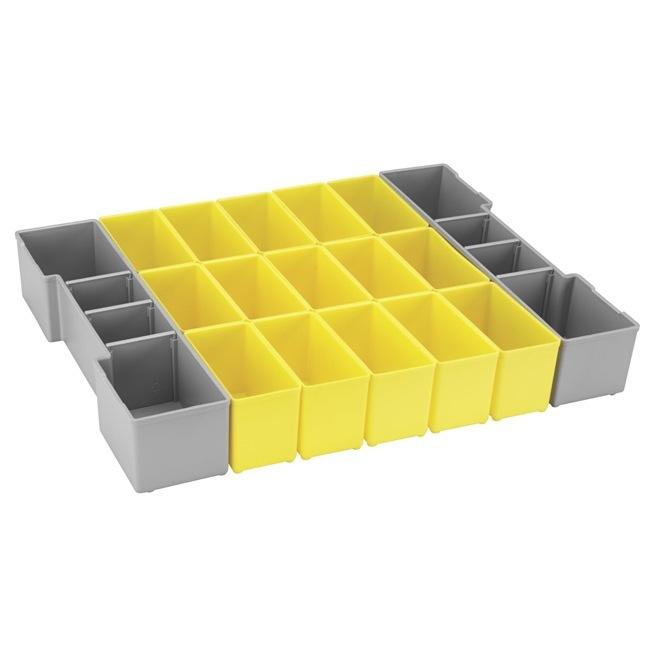 Bosch ORG1A-YELLOW Organizer Set for L-Boxx