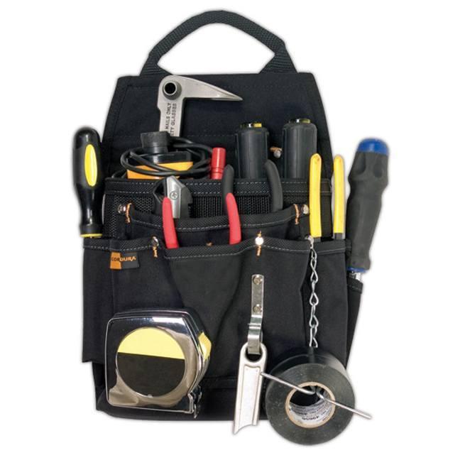 Kuny's EL-5505 11 Pocket Professional Electrician's Tool Belt
