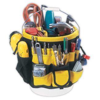 Kuny's SW-4122 61-Pocket In & Out Bucket Pockets