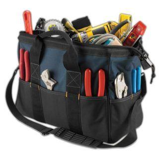 Kuny's SW-797 22-Pocket Large Bigmouth Bag
