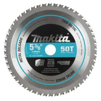 "Makita A-94524 50CT 5-3/8"" Cordless Circular Saw Blades"