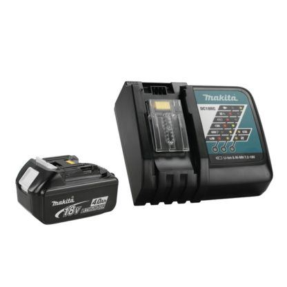 Makita Y-00284 18V 4.0Ah Battery & Rapid Charger Kit