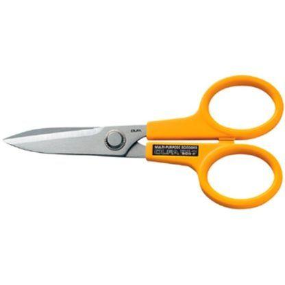 Olfa SCS-2 Serrated Edge Stainless Steel Scissors