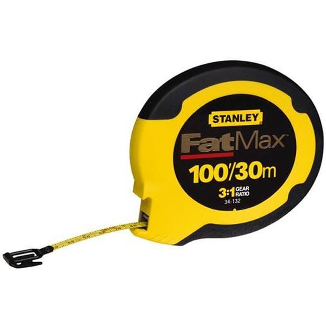 Stanley 34-132 Fatmax Steel Long Tape