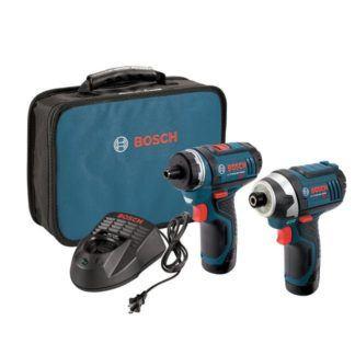 Bosch CLPK27-120 12V 2 Tool Combo Kit