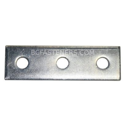 Flat Splice Plate Three-Hole