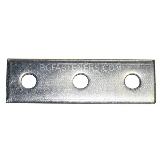 Flat Splice Plate Three-Hole