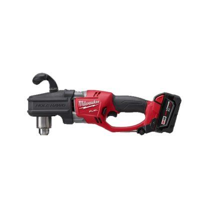 "Milwaukee 2707-22 M18 HOLE HAWG 1/2"" Right Angle Drill Kit"