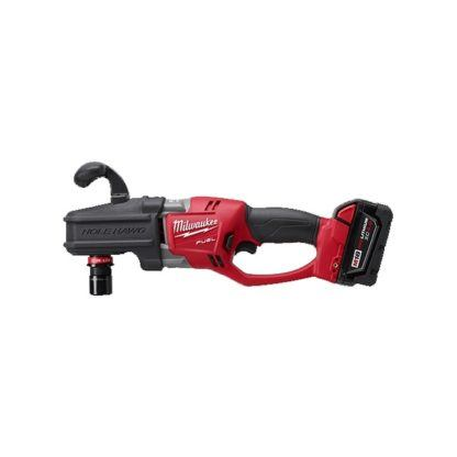 "Milwaukee 2708-22 M18 HOLE HAWG 1/2"" Right Angle Drill Kit"