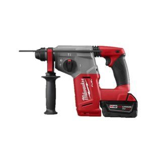 "Milwaukee 2712-22 M18 1"" SDS Plus Rotary Hammer"