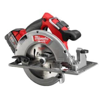 "Milwaukee 2731-21 M18 FUEL 7-1/4"" Circular Saw w/Battery Kit"