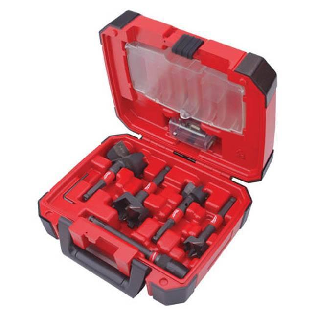 Milwaukee 49-22-5100 Switchblade Plumbers Selfeed Bit Kit