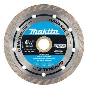 """Makita A-94552 4-1/2"""" Optimum Series Diamond Blade"""