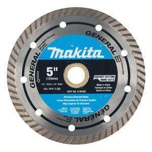 """Makita A-94568 5"""" Optimum Series Diamond Blade"""