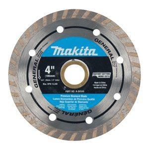 """Makita A-95065 4"""" Optimum Series Diamond Blade"""