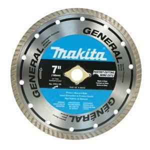 """Makita A-95087 7"""" Optimum Series Diamond Blade"""