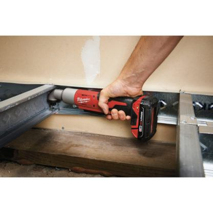 Milwaukee 2667-20 M18 2-Speed Right Angle Impact Wrench In Use