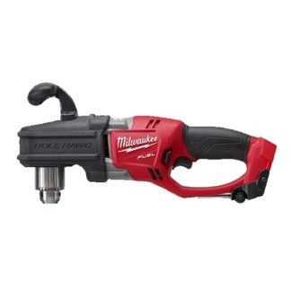 """Milwaukee 2707-20 M18 FUEL HOLE HAWG 1/2"""" Right Angle Drill"""