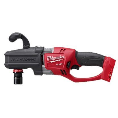"""Milwaukee 2708-20 M18 FUEL HOLE HAWG 1/2"""" Right Angle Drill"""