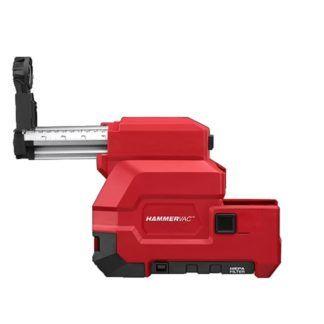 "Milwaukee 2712-22DE M18 1"" SDS Plus Rotary Hammer & Dust Extractor Kit"