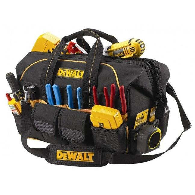 "DeWalt DG5553 18"" Pro Contractor's Closed-Top Tool Bag"