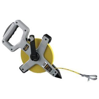 Komelon N6200 200ft Steel Measuring Reel