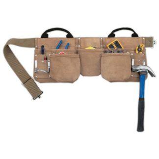 Kuny's AP-622 11-Pocket Journeyman Carpenter Apron