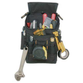 Kuny's EL-1524 Medium Ziptop Utility Pouch